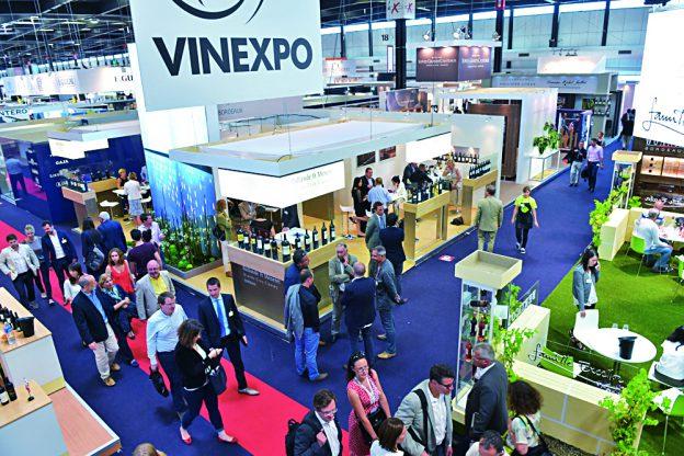 Vinexpo 2015-Salon Mondiale des Vins et des Spiritueux-Bordeaux-Gironde-France. Du 13 au 18 Juin 2015.